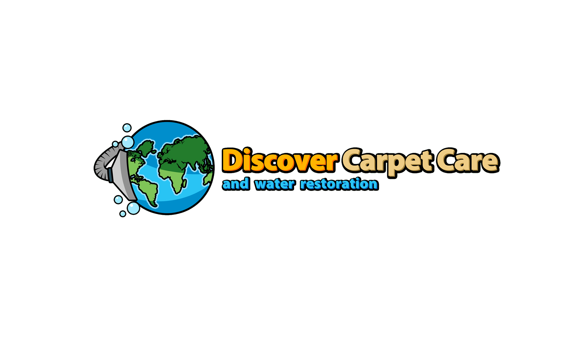 Logo for carpet cleaners in San Antonio